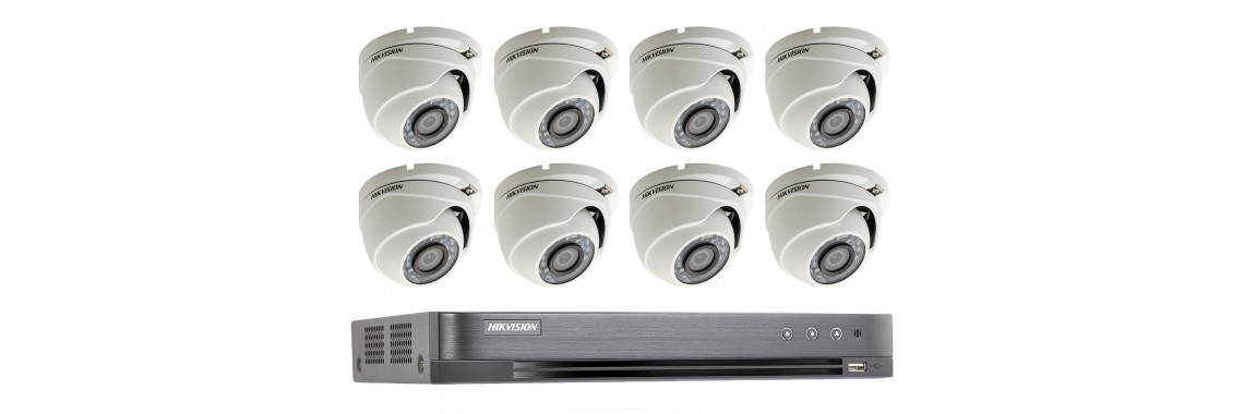 8 channel surveillance