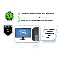 Dell Optiplex 3020 Refurbished Desktop