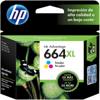 Hp 664XL black