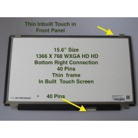 LCD screen for Dell 15 5558