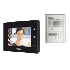 Video door phone hands free